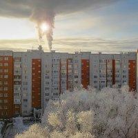Не замёрзнем! :: Наталья Юдина