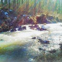 Река весной :: Ulrih