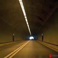 Тунель :: Константин Вергакис