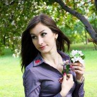 моя весна :: Татьяна