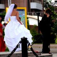 "королева ""свадебного эшафота"".. :: сергей"