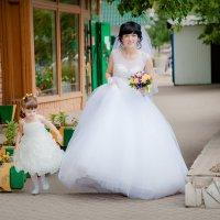 Мама невеста. :: Алла Мещерякова