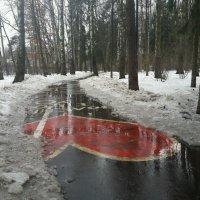 Романтика из под снега.... :: Вера