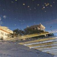 Мир зазеркалья :: Евгений Жиляев