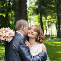Свадебная прогулка :: Екатерина Стовпник