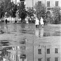 Дождь прошел :: Анатолий