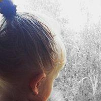 Детская грусть :: Алена Суворова