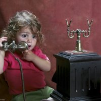 Алё-алё, кто там?.. :: Shmual Hava Retro