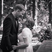 Наконец-то муж и жена! :: Nika Pasportnikova