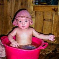 Первая баня :: Галинур Нурмиев