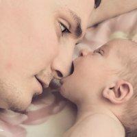 Любовь отца :: Олеся Романова