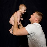 отец и сын :: Виктория
