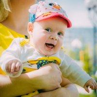Солнечная малышка :: Наталья Батракова