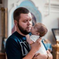 Крещение младенца :: Юлия