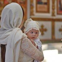 таинство крещения :: Мария Хворостова