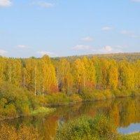 Осень на Чусовой :: Татьяна