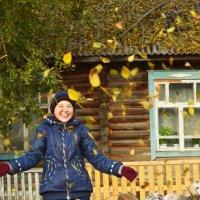 Осенняя радось :: Zarina A