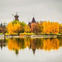 московская осень :: Олеся Семенова