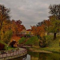 Осень в королевском городе Гродно :: Мария