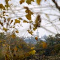 Осень на погосте :: Николай Варламов