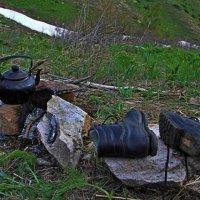 Оказия в горах :: Виктор Осипчук