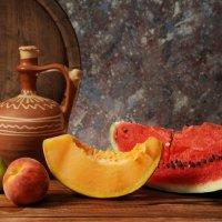 Натюрморт фруктов :: Ярослава
