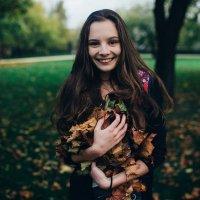 Моя осень :: Кирилл Гудков