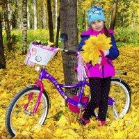 Моя осень в парке... :: Максим С