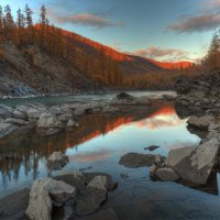 Осень в горах :: Михаил Потапов