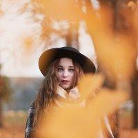 Осенний портрет :: Анастасия Заплатина