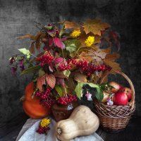 Осенний букет :: Елена Артюшина