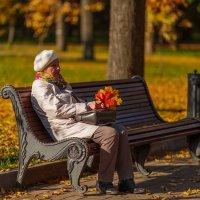 Релакс в парке :: Ахметзянова Лилия