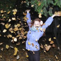 Осенняя палитра :: Марина