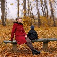 Посидим в тишине :: Милада Шестопалова