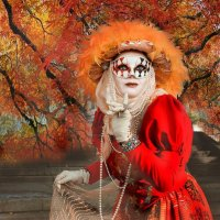 Осенний карнавал :: Ирина Кузина