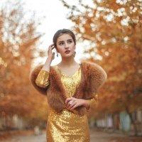 Осенняя прогулка :: Шамиль