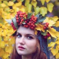 Красавица Осень :: Olga Volkova