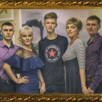 Семейный портрет :: Наталья Ш