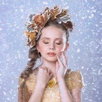 Замерзшая осень :: Анастасия Исайкина