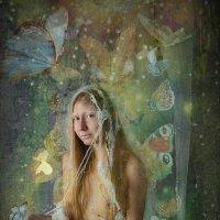 Фея лесных бабочек :: Ната Еременко