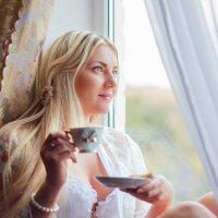 Чашечка чая.. :: Ольга Егорова