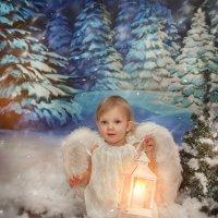рождественский ангел :: Елена Кузнецова