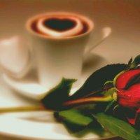 Кофе с любовью!!! :: Виолетта Рябова