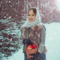 Русская красавица :: Мария Бахарева