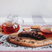 утреннее чаепитие :: Aleksandra Epifanova