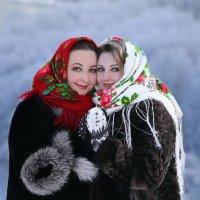 Утро с любимой подружкой. :: Татьяна Бравая