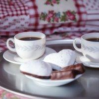 кофе в постель :: Irina Kodentseva