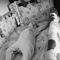 Пока она спит :: ekaterina romanenkova