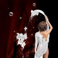 Молочная фантазия :: Ринат Валиев