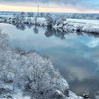 река Угра.калужская область :: марина фомина